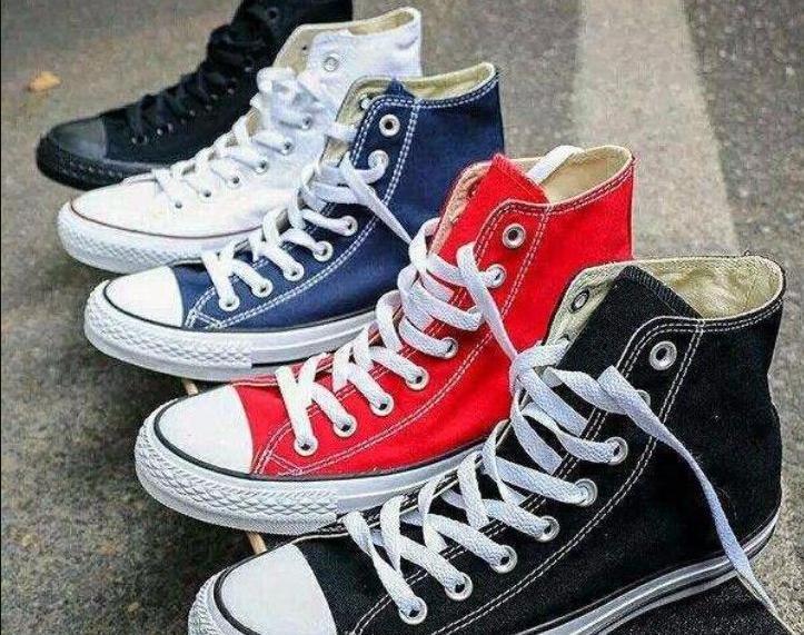 莆田纯原级匡威和正品鞋的区别细节对比