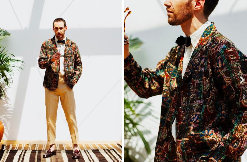日本时尚名所EAMS 春夏系列复古美服饰
