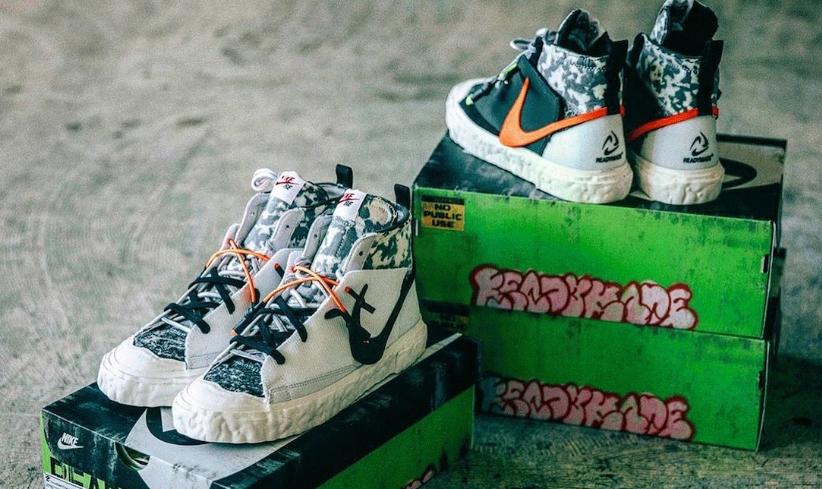 READYMADE x Nike月底发售 构色设计大胆