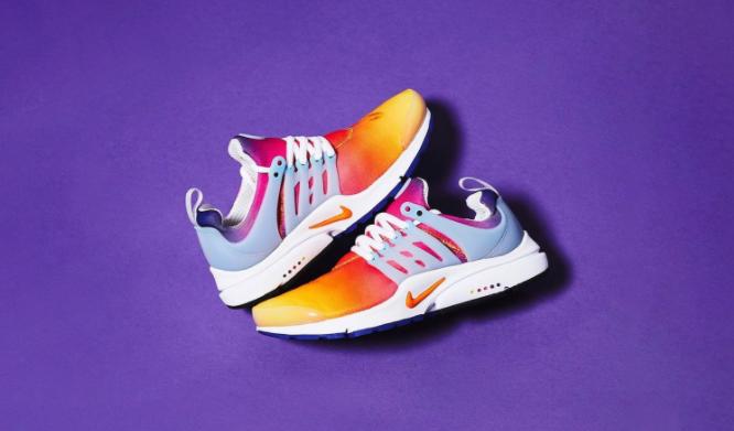 Nike Air Presto「Rainbow」全渐变设计将回归发售